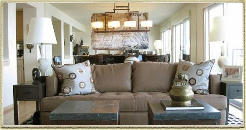 Great Room One | Gallery Four | Bowes Interiors