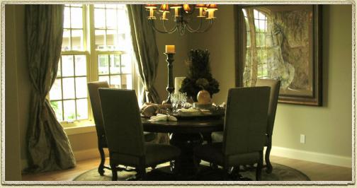 Formal Dining | Gallery One | Bowes Interiors