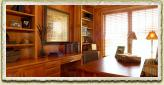 Library - Dellwood, MN | Ala Carte' | Bowes Interiors